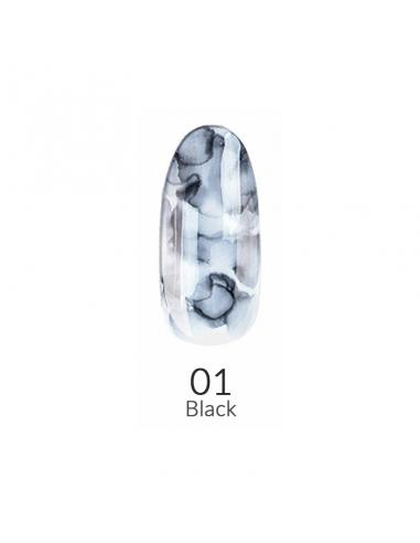 Vasco Water Color 01 - Black 7ml