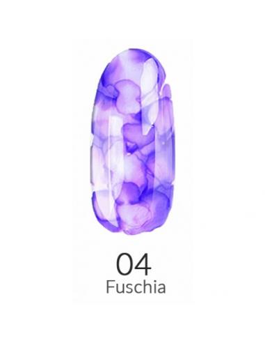 Vasco Water Color 04 - Fushia 7ml