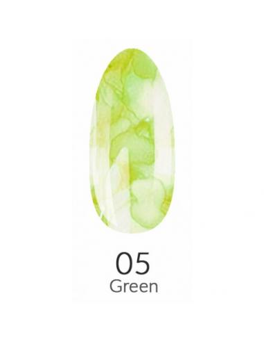 Vasco Water Color 05 - Green 7ml