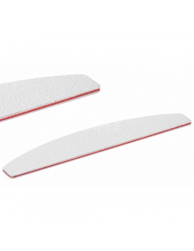 Pilník loďka biely 180/240 - 1ks