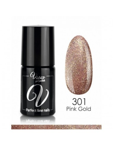 Vasco Shine & Shade - Pink Gold 301 6ml